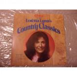 LORETTA LYNN - CRISCO PRESENTS LORETTA LYNN'S COUNTRY CLASSICS