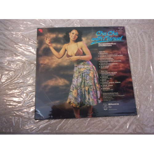 MANUEL AND THE MUSIC OF THE MOUNTAINS - CHA CHA WITH MANUEL - Vinyl - LP