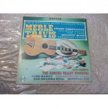 MERLE TRAVIS - ALSO STARRING THE RENFRO VALLEY PIONEERS