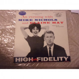 MIKE NICHOLS AND ELAINE MAY - EVENING WITH MIKE NICHOLS AND ELAINE MAY