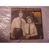 MONROE BROS. - EARLY BLUE GRASS MUSIC