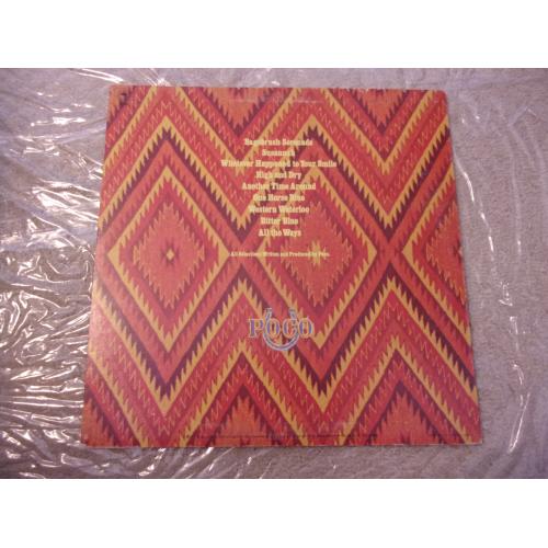POCO - CANTANOS - Vinyl - LP