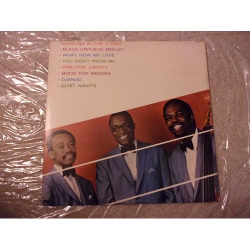 RAMSEY LEWIS - DANCING IN THE STREET - Vinyl - LP