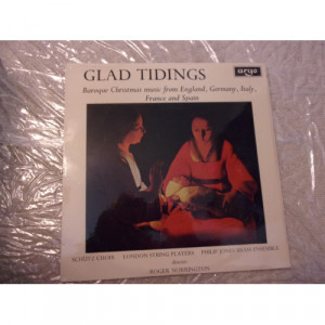 ROGER NORRINGTON - GLAD TIDINGS - Vinyl - LP