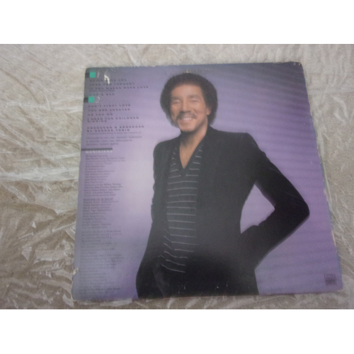 SMOKEY ROBINSON - BEING WITH YOU - Vinyl - LP