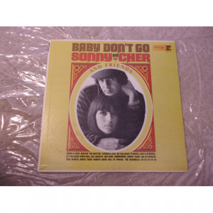 SONNY AND CHER - BABY DON'T GO - Vinyl - LP