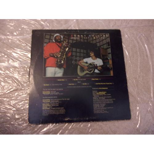 SONNY ROLLINS - DON'T ASK - Vinyl - LP