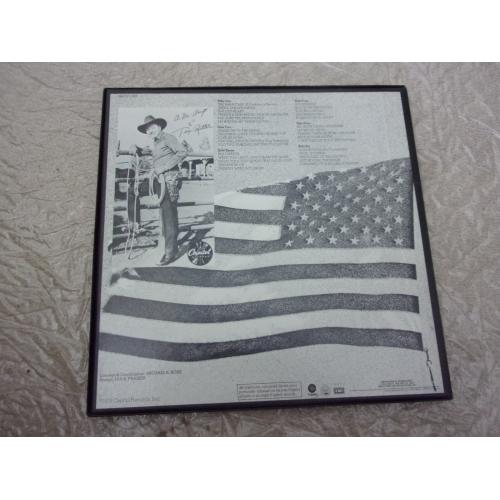 TEX RITTER - AMERICAN LEGEND - Vinyl - LP Box Set
