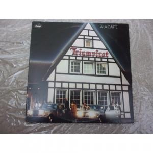 TRIUMVIRAT - A LA CARTE - Vinyl - LP