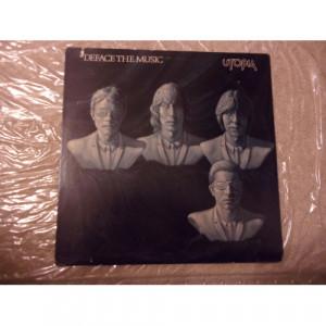 UTOPIA - DEFACE THE MUSIC - Vinyl - LP