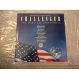 VARIOUS ARTISTS - CHALLENGER; THE MISSION CONTINUES