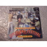 VARIOUS ARTISTS - INTERNATIONALES DIXIELAND-FESTIVAL   DRESDEN 87-88