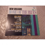 VARIOUS - NEW ORLEANS   HOME OF THE BLUES   VOL. 2