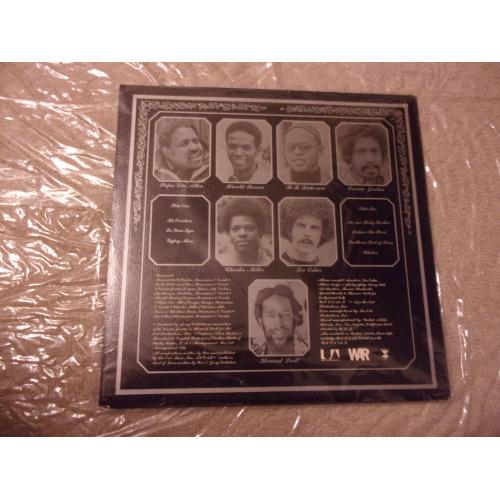 WAR - DELIVER THE WORD - Vinyl - LP