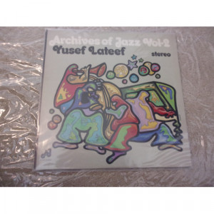 YUSEF LATEEF - ARCHIVES OF JAZZ  VOL. 2 - Vinyl - LP