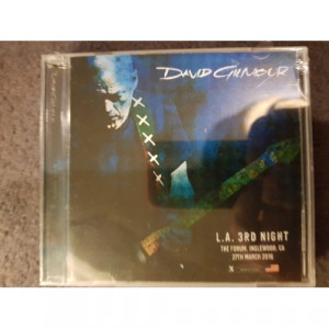 DAVE GILMOUR - L.A. 3rd night . - CD - 2CD