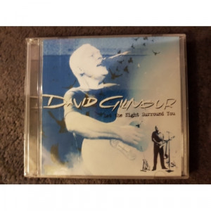 DAVE GILMOUR - Let the sight surround you . - CD - 2CD
