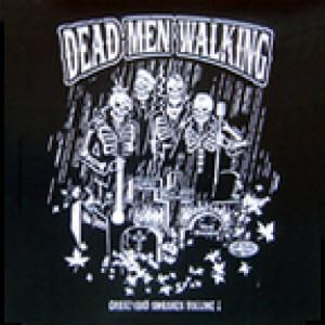 Dead Men Walking  - Graveyard Smashes vol 1 - CD - CDr