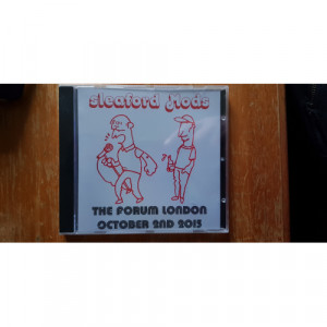Sleaford mods  - Live at the london forum 2015 - CD - CDr