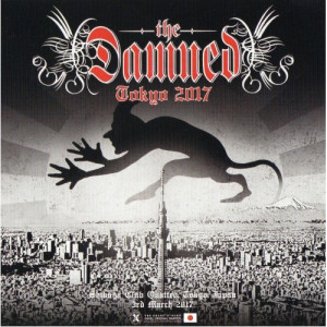 The Damned - tokyo 2017