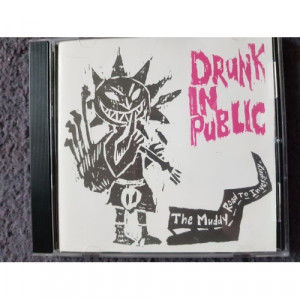 THE LEVELLERS - Drunk in public - CD - Album