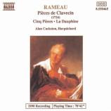 Alan Cuckston - Rameau: Pieces de Clavecin