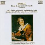 Alan Cuckston - Rameau: Pieces de Clavecin en Concerts