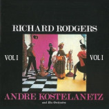 Andre Kostelanetz and his orchestra - The Music of Richard Rodgers Vol. 1
