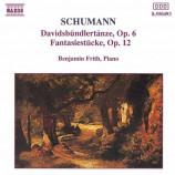 Benjamin Frith - Schumann: Davidsbundlertanze, Op.6