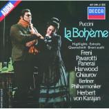 Berlin Philharmoniker & Karajan - Puccini La Boheme Highlights