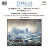 Bournmouth Symphony Orchestra, Kees Bakels - Vaughan Williams: Symphony No.7, Symphony No. 8