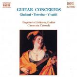 Dagoberto Linhares & Camerata Cassovia - Guitar Concertos: Giuliani,Torroba, Vivaldi