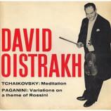 David Oistrakh - Tchaikovsky: Meditaton/Paganini: