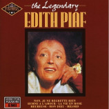 Edith Piaf - The Legendary  Edith Piaf