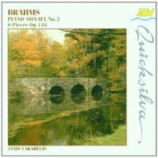 Janis Vakarelis - Brahms: Piano Sonata No.3, 6 Pieces Op. 118