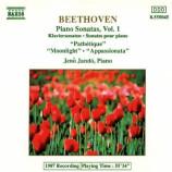 Jeno Jando - Beethoven: Piano Sonatas, Vol. 1