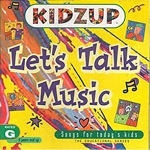 Kidzup - Let's Talk Music - CD - Compilation