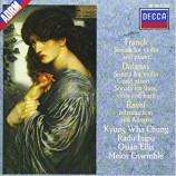Kyung-Wha Chung, Radu Lupu, Osian Ellis - Sonata For Violin And Piano / Sonata For Violin And Piano