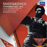 London Philharmonic Orchestra, Concertgebouw Orch. - Shostakovich Symphonies Nos. 1 & 5