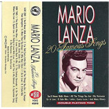 Mario Lanza - 20 Famous Songs