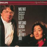 Mitsuko Uchida/English Chamber Orchestra - Mozart Piano Concertos No.5 KV175, No.6 KV238, Rondo KV382