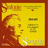 Orchestra Sinfonica di Baden Baden, Ernest Bour - Mozart: Sinfonia no. 41 in Do maggiore, KV 551
