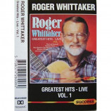 Roger Whittaker - Greatest Hits - Live - Vol.1