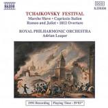 Royal Philharmonic Orchestra, Adrian Leaper - Tchaikovsky Festival