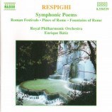 Royal Philharmonic Orchestra & Enrique Batiz - Respighi: Symphonic Poems