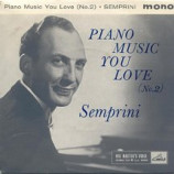 Semprini	 - Piano Music You Love