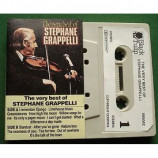 Stephane Grappelli - The Very Best Of Stephane Grappelli