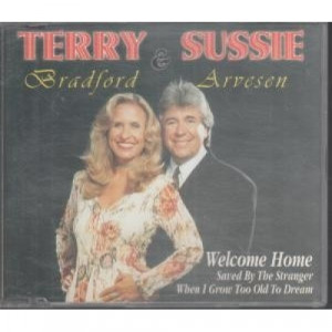 Terry Bradford & Sussie Arvesen - Welcome Home - CD - Album