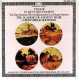 The Academy of Ancient Music, Christopher Hogwood - Vivaldi: Le Quattro Stagoni, The Four Seasons