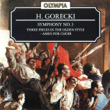Various Artists - H. Gorecki: Symphony No.3